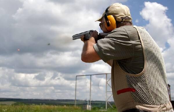 Стрельба по тарелочкам видео фото 553-996
