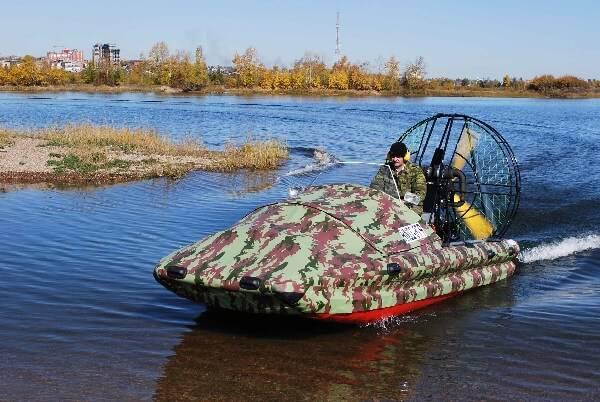 Водный транспорт для охоты