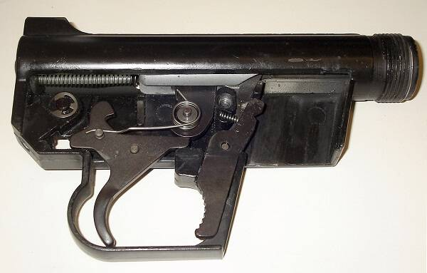 Ударно-спусковой механизм винтовки AR-7