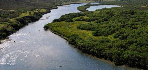 Река Озерная