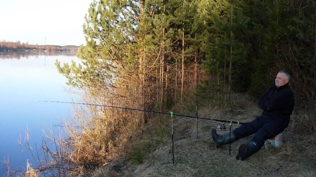 Ловля налима осенью