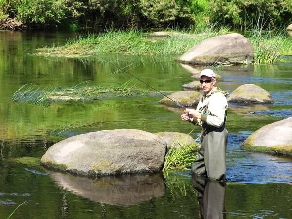 Рыбалка на реке Шелонь
