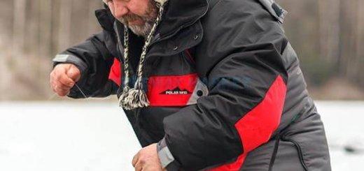 Зимний рыболовный костюм POLAR RING