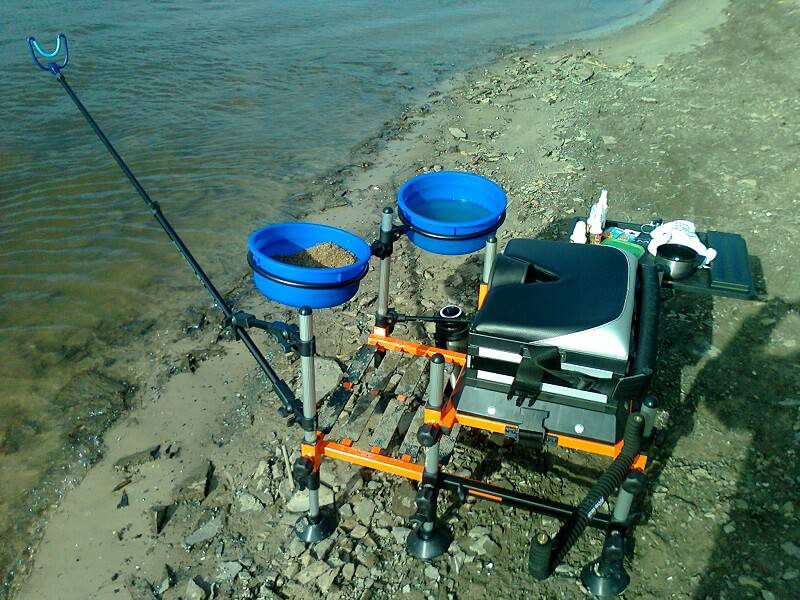 Платформа для рыбалки Colmic Axel