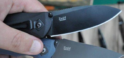 Ножи Kizlyar Supreme Zedd