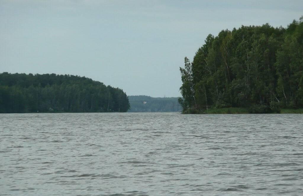 Белоярское водохранилище