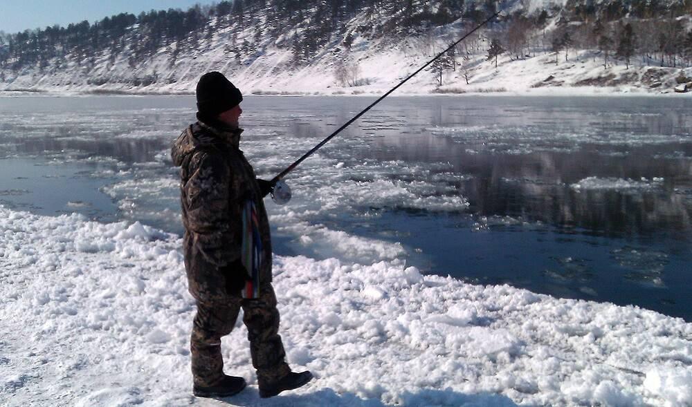 Рыбалка ранней весной