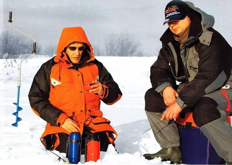 Зимний костюм Alaskan