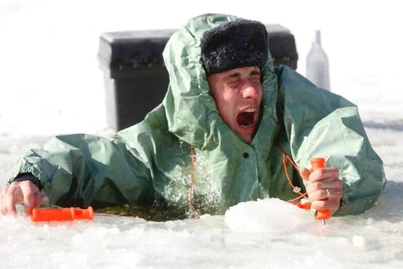 Безопасность на льду