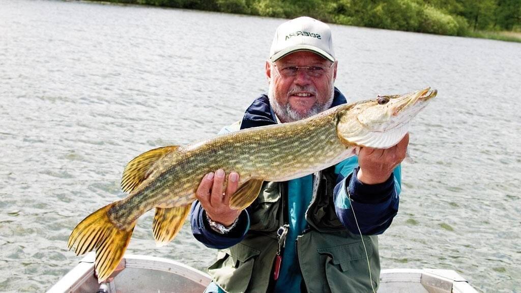 Рыбалка в Дании