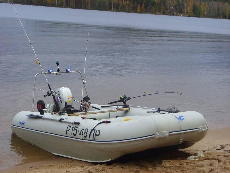 оснастка лодки пвх