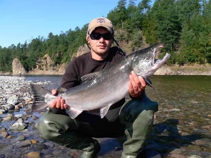 воблеры для лосося на камчатке