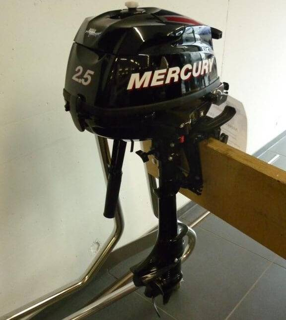 Mercury F2.5M