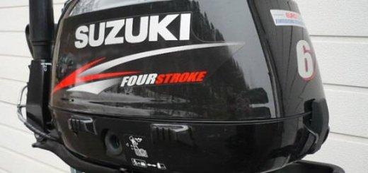 Suzuki DF 6 L