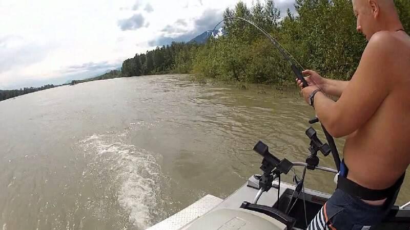 рыбалка на платниках видео