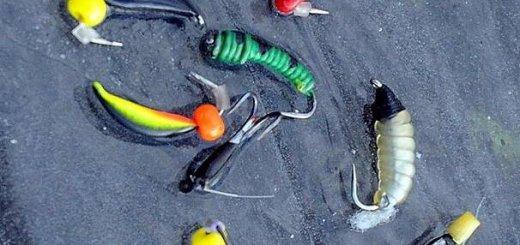 Приманка для ловли окуня зимой - мормышка