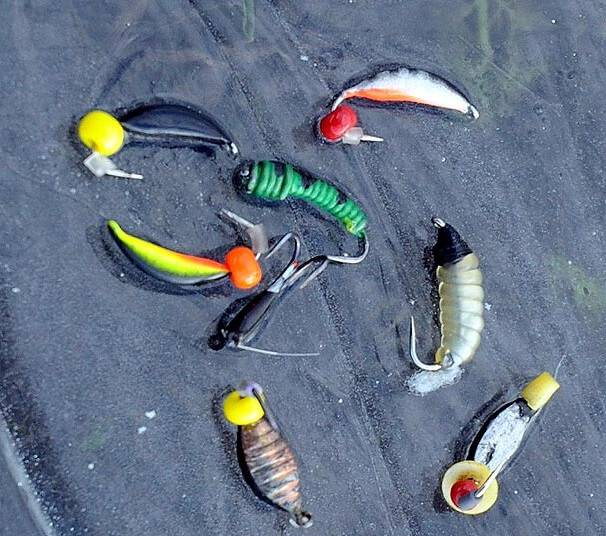 о рыбалке на окуня мушкой