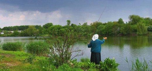 Рыбалка при смене погоды