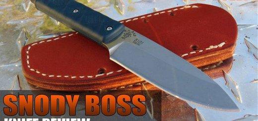 Нож Snody Boss