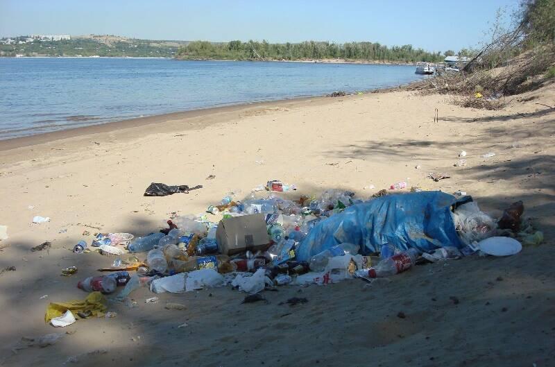 Чистота берегов