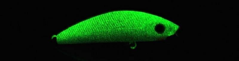 Флуоресцентный воблер