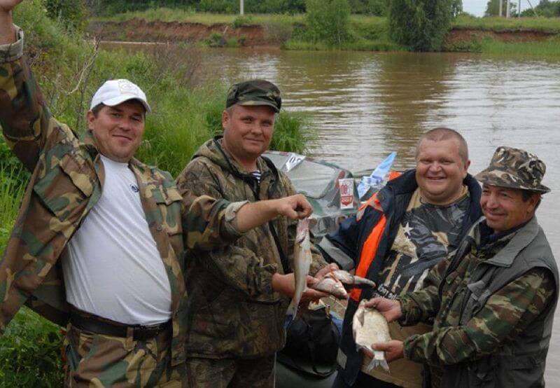 организация рыбалки на дону