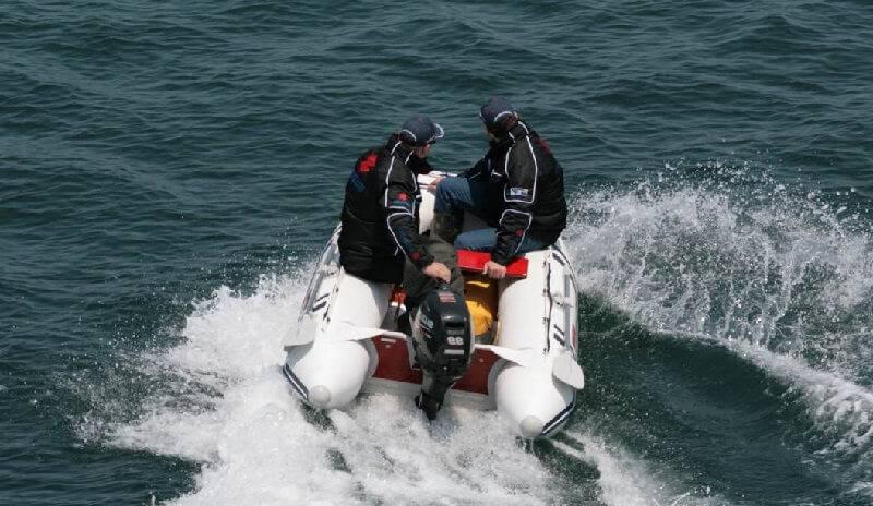 Лодка ПВХ Suzuki SUZUMAR DS 290A