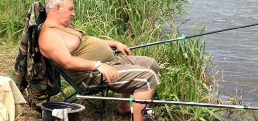 Зачем люди идут на рыбалку?