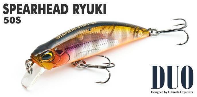 Воблер на форель DUO Spearhead Ryuki 50S
