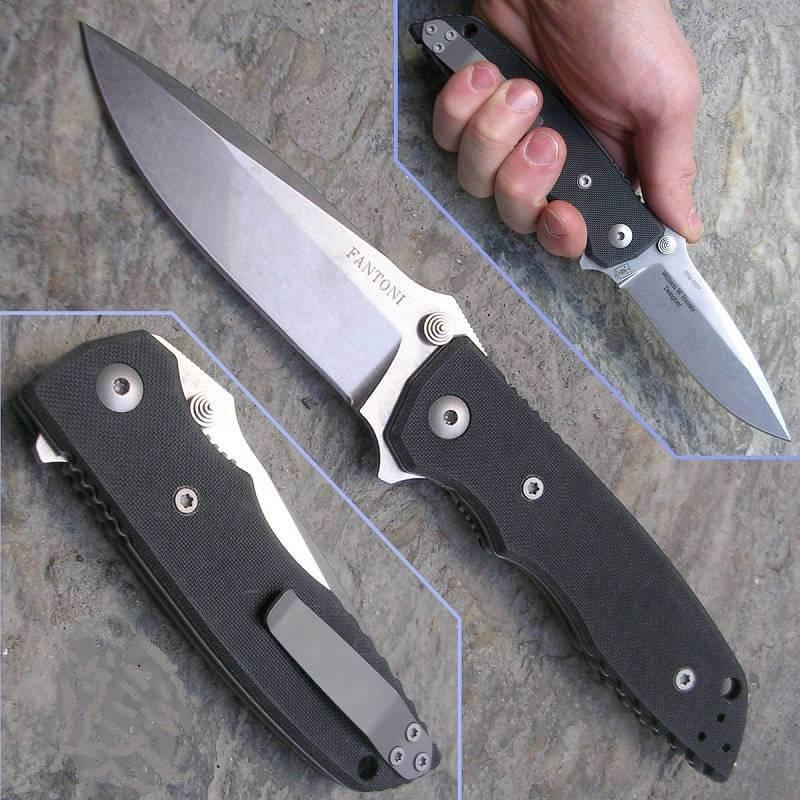 Складной нож Fantoni
