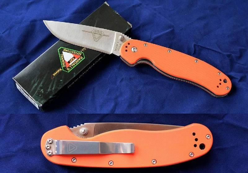 Складной нож Ontario RAT 1