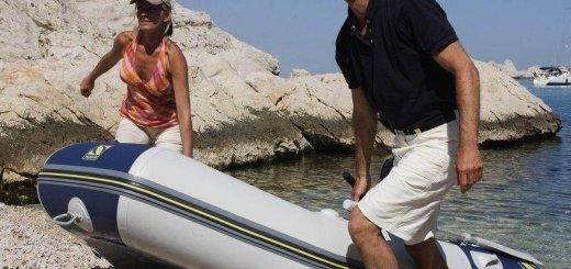 Надувная лодка Cadet 200 roll-up