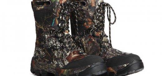 мембранные ботинки для охоты Норс Вей