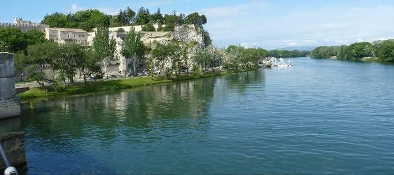 Река Рона