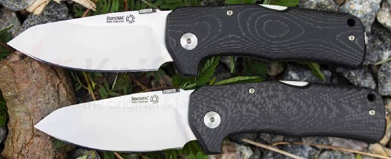 Ножи LionSteel TM1