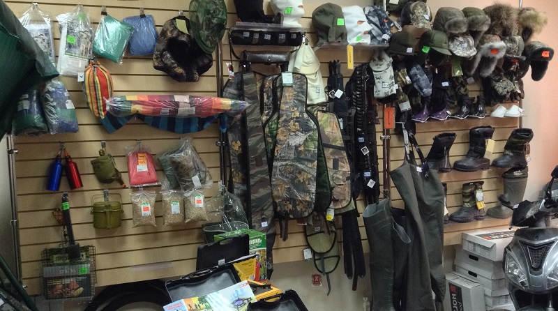 Товары для охотников профессионалов