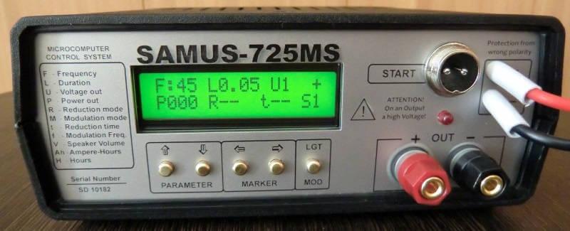 Электролов Samus 725ms