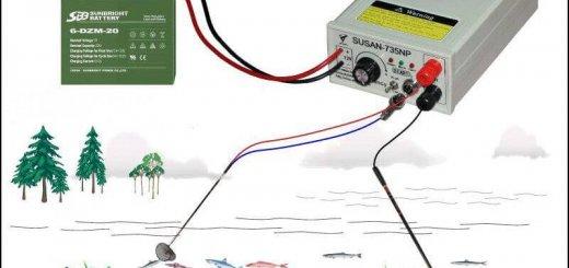 Аккумулятор для электроудочки