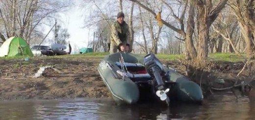 Апрельская рыбалка