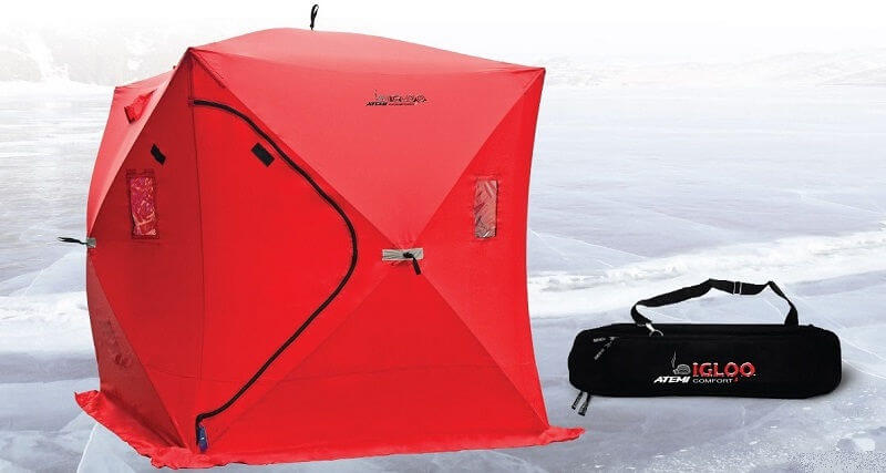 Палатка ATEMI IGLOO COMFORT