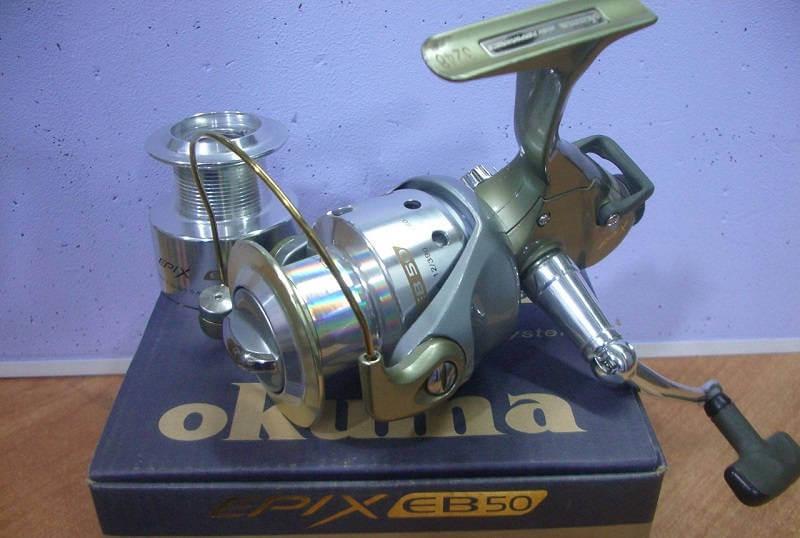 Катушка Okuma Epix Carp EB-50