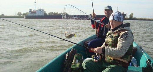Джиговая рыбалка