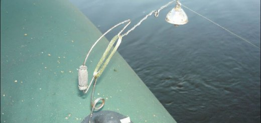 Ловля рыбы лещовником