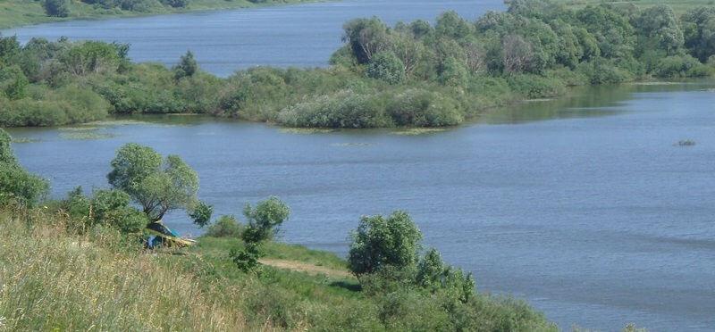 Охота на озере Вельё