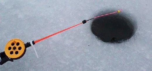 Рыбалка на русле