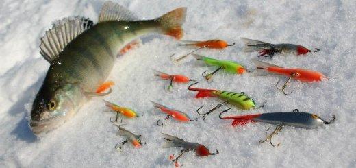 Снасти и аксессуары для зимней рыбалки