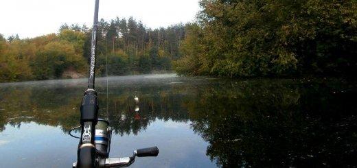На рыбалку во всеоружии