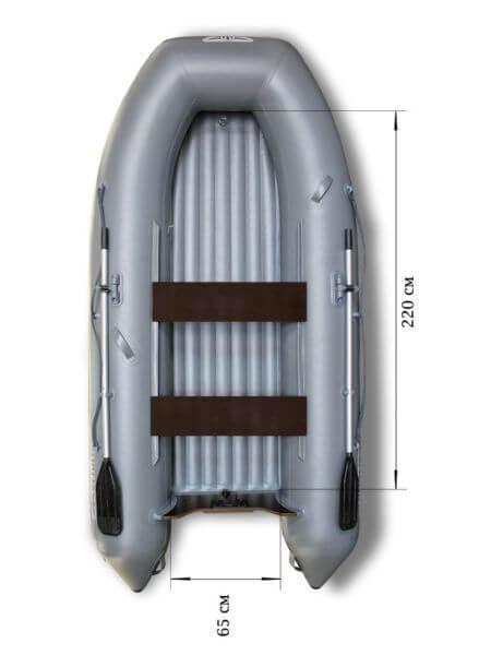Лодка пвх Флагман
