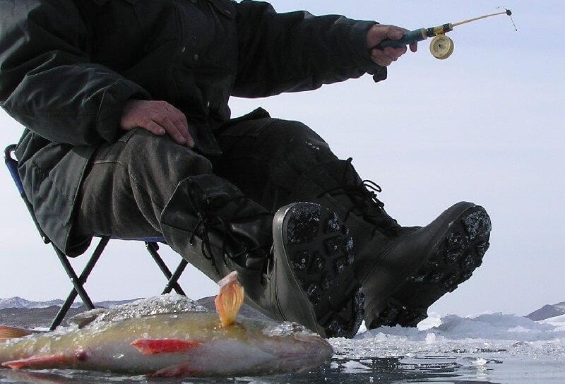 Верхняя одежда для рыбалки
