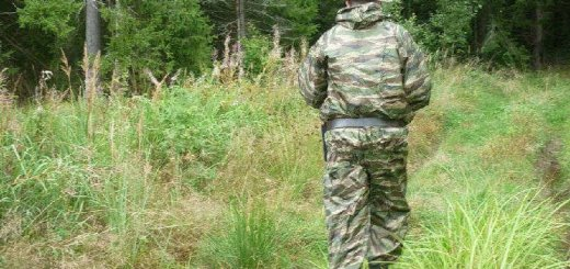 Камуфляж для охоты